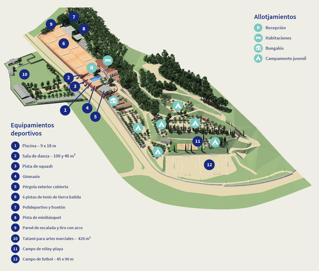 60a8a21444862 Eurostage  Casa de Colònies a Caldes d Estrac (Caldetes)